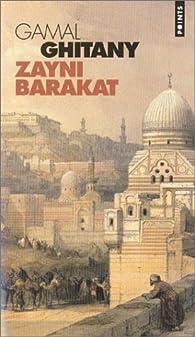 Zayni Barakat par Gamal Ghitany