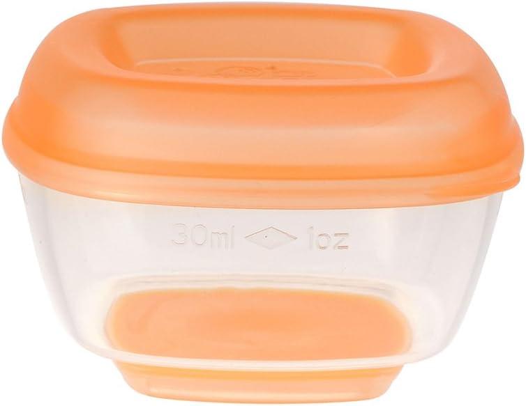 Vital Innovations 492018 - Recipiente hermético pequeño (30 ml, se ...