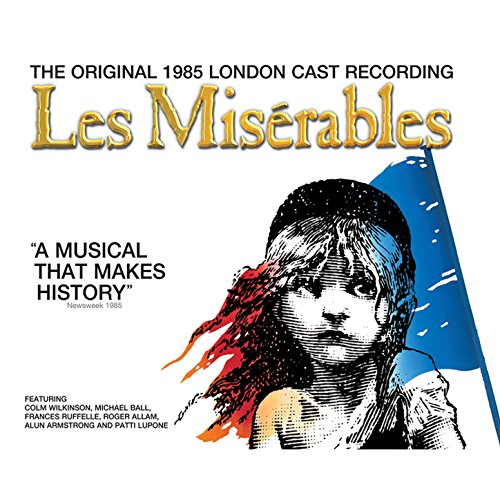 Les Miserables (The Original London Cast Recording)
