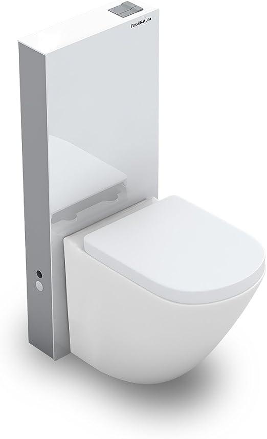 PacK Cisterna wc Vista con inodoro Bali Compacto: Amazon.es ...