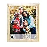 Kiera Grace Turner Wood Grain Picture Frame, 8 X 10-Inch, Oak