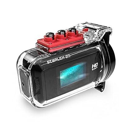 Drift Innovation 51-003-02 Carcasa submarina para cámara: Amazon ...