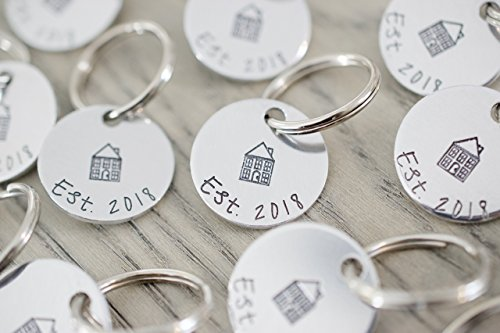 Established 2018 Keychain