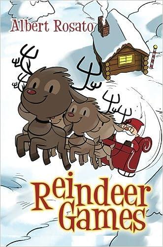 Book Reindeer Games by Albert Rosato (2015-04-28)