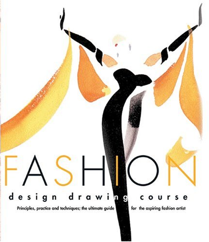 Fashion Design Drawing Course - Livros na Amazon Brasil