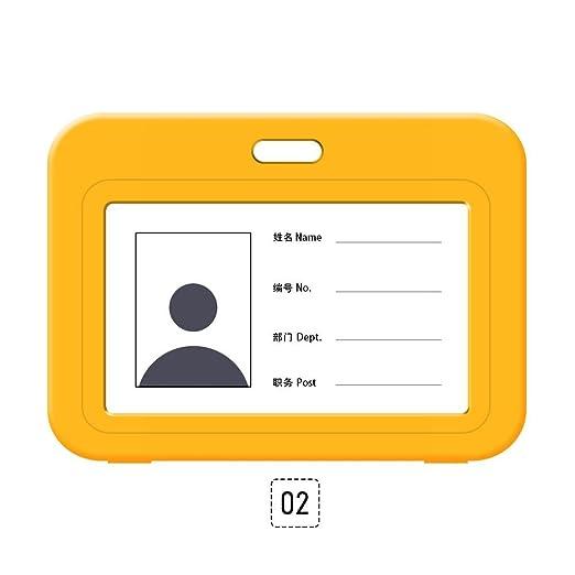 Teabelle Portátil Horizontal Impermeable ID Certificado ...