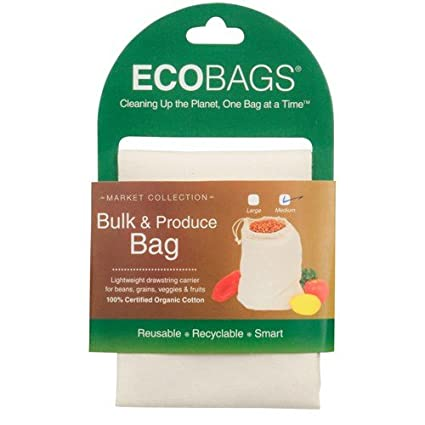 ECO bolsas EcoBags Bulk producir Bolsa: Amazon.com: Grocery ...