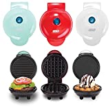 Cheap Dash Mini Maker Griddle, Waffle Maker and Grill Set (Assorted Colors) (Classic)