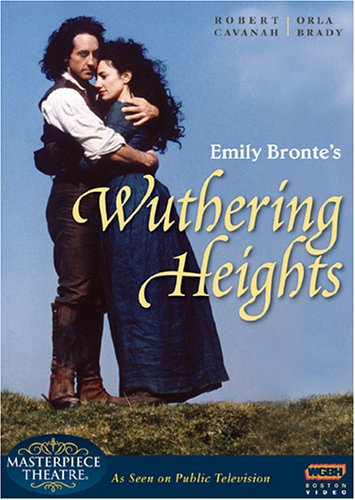 2005 British Open Dvd - Wuthering Heights (Masterpiece Theatre)