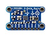 L3GD20H Triple-Axis Gyro Breakout Board - L3GD20/L3G4200 Upgrade