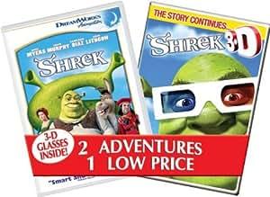 Shrek/Shrek 3D Double Bill