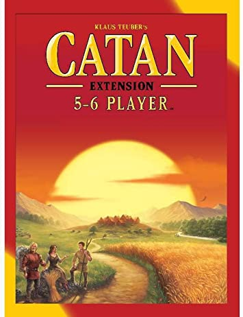 Catan 5-6 player Extension: Amazon.es: Juguetes y juegos