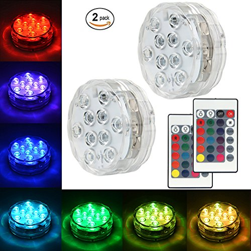 Led Lighted Swimming Pool Fountain - 4