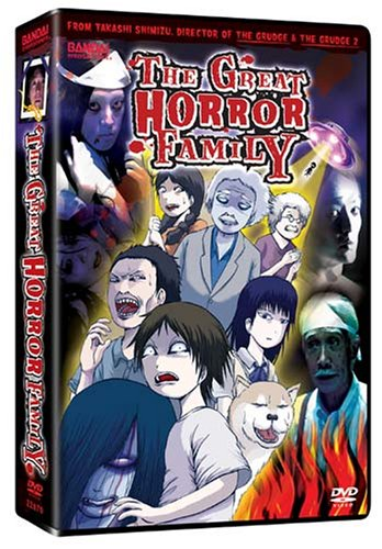 The Great Horror Family - Complete - Great Horror Family