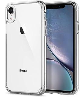 30b50c2cad3 spigen Funda iPhone XR, [Ultra Hybrid] Tecnología de cojín de Aire y  protección