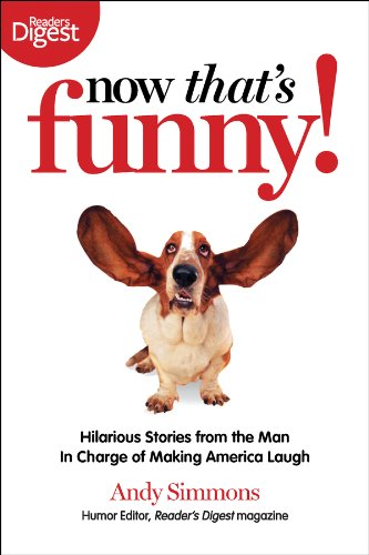 Now Thats Funny!: Jokes and Stories from the Man Who Keeps America Laughing