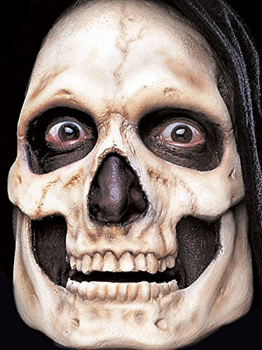 Cinema Secrets Woochie by Skull Foam Prosthetics, Multi, One Size (Foam Prosthetic Face)