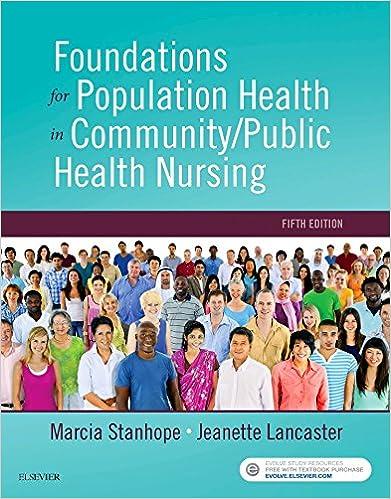 Foundations for Population Health in Community/Public Health Nursing - E-Book, 5th Edition - Original PDF