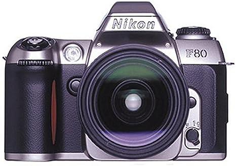 Nikon F80D Cuerpo de cámara réflex con Negro: Amazon.es ...