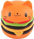 (US) Jumbo Slow Rising Squishies Charms Kawaii Squishies Cream Scented Toys For Kids and Adults