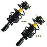 #3: Strut & Spring Assembly Front Driver Passenger Pair for Acadia Traverse Enclave