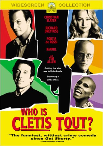Who Is Cletis Tout? ()
