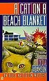 A Cat on a Beach Blanket: An Alice Nestleton Mystery