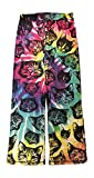0e81921e1 Top Drawer Kitty Cat Heads Tie Dye Knit Graphic Sleep Lounge Pants (Medium)  · Catopia Tie Dye Kitty Cat Graphic T-Shirt ...