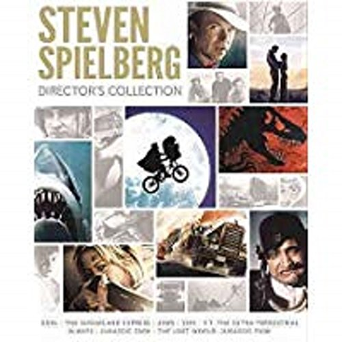 - Steven Spielberg Director's Collection (Jaws / E.T. The Extra-Terrestrial / Jurassic Park / The Lost World: Jurassic Park / Duel / The Sugarland Express / 1941 / Always) [Blu-ray]