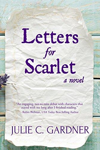 Letters For Scarlet by Julie C. Gardner ebook deal