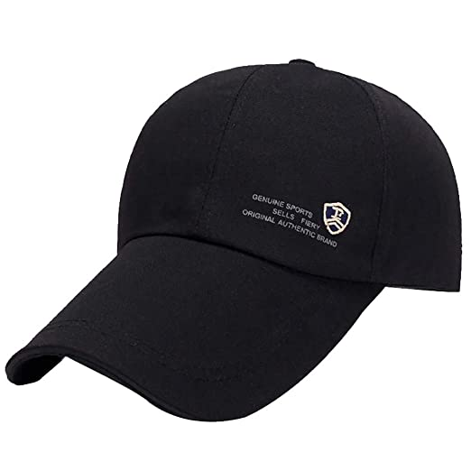 42ad208d5dc Classic Polo Style Baseball Cap All Cotton Made Adjustable Fits Men Women  Low Profile Dad Hat