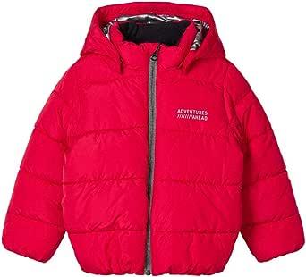 NAME IT Nmmmilton Puffer Jacket Camp Chaqueta para Niños