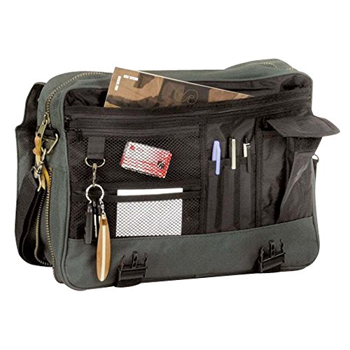 Liberty Bags 18008 Ballistic Brief Expandable Briefcase