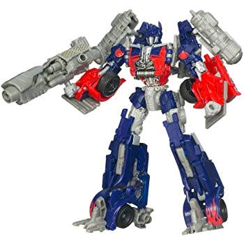 Transformers: Dark of the Moon - MechTech Voyager - Optimus Prime(Discontinued by manufacturer)