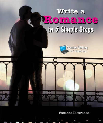 how to write a paranormal romance novel step by step
