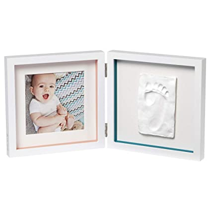 Baby Art 3601095100 Baby Art My Baby Style Print Frame, Essentials, doble Foto Marco