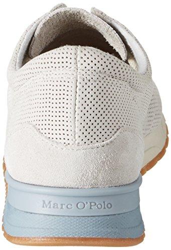 Marc O'Polo 70113893501200 Sneaker - Zapatillas Mujer Gris (Stone)