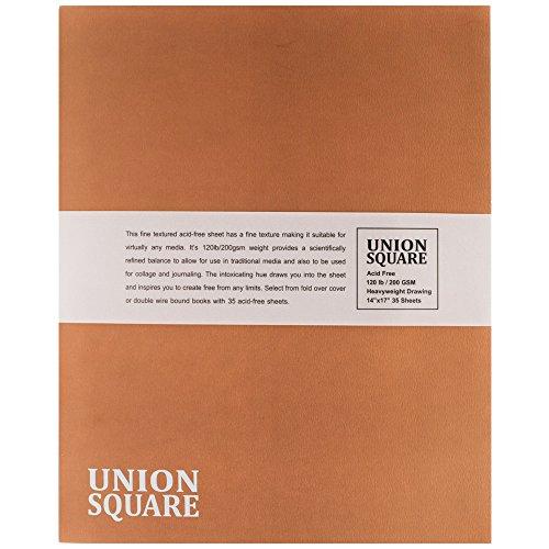 Union Square Heavyweight Drawing Pad 120lb (35 sheets) 14x17