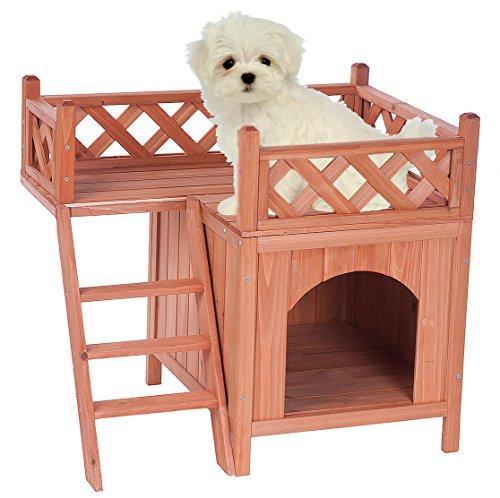 Cedar Indoor Pet House - 6
