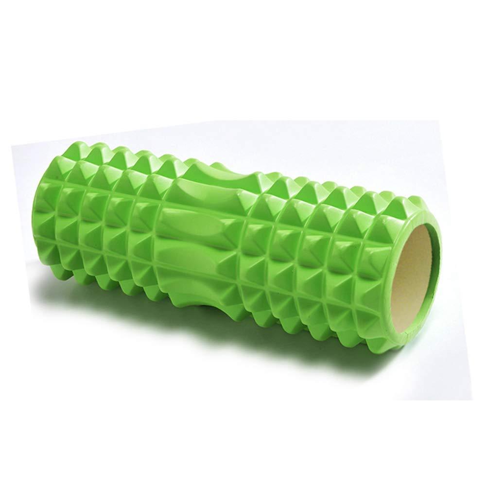 PLT Schaumstoffrolle Massagestab Yoga Spalte Fitness Fascial Massagegerät Hohlen Schwimmenden Schaft Schaumstoffrolle Yoga Spalte Fitness Muskelmassagestab