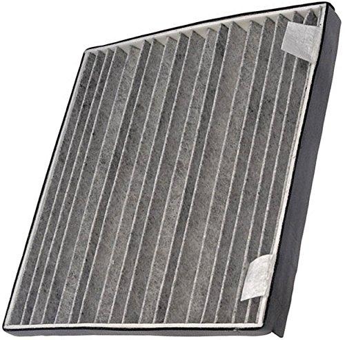 Esv Activated Carbon (APDTY 103949 Cabin Air Filter Premium Carbon Activated Fits 2007-2013 (View Description) Escalade / Avalanche / Silverado 1500 2500 3500 Pickup / Suburban 1500 2500 / Tahoe / Sierra 1500 2500 3500 Pickup / Denali / Yukon / Denali (Replaces OE 23101674))