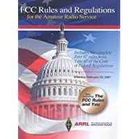 FCC Rules and Regulations (Fcc Rules and Regulations for the Amateur Radio Service)