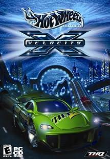 Hot Wheels Velocity X - PC