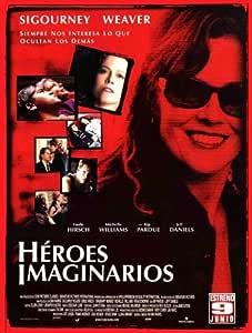 Cartel de la película héroes imaginario español - 69 cm x
