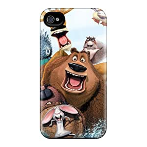 Protection Case For Iphone 5/5s / Case Cover For Iphone(open Season Movie)