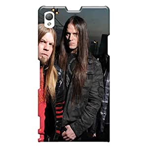 Case88zeng Sony Xperia Z1 Best Cell-phone Hard Covers Allow Personal Design Lifelike Breaking Benjamin Pattern [sVZ742sytH]