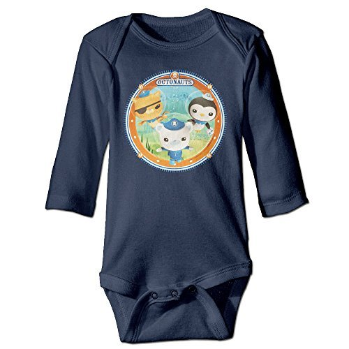 The Octonauts Baby Bodysuits