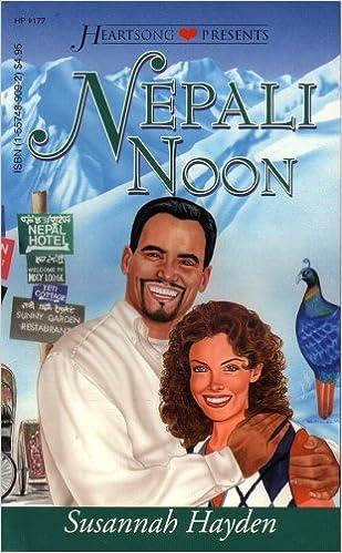 Nepali Noon (Heartsong Presents #177): Susannah Hayden