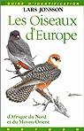 Les Oiseaux d'europe par Jonsson