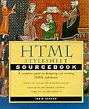 HTML Stylesheet Sourcebook, Ian S. Graham, 0471196649